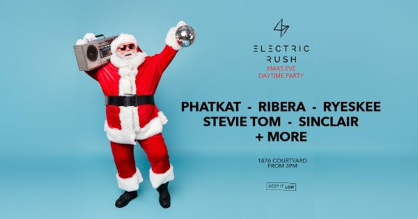 Electric Rush Xmas Blow Out