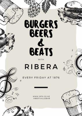 Burgers Beers & Beats